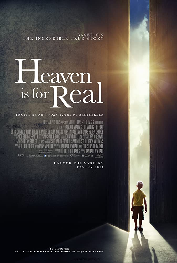 Heaven Is for Real (2014) Hindi Dubbed