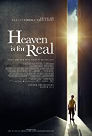 Heaven Is for Real (2014) Poster - Movie Forum, Cast, Reviews