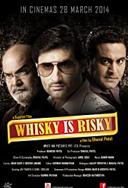Whisky Is Risky Poster