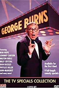 Primary photo for The George Burns One-Man Show
