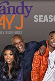 Brandy & Ray J: A Family Business Poster