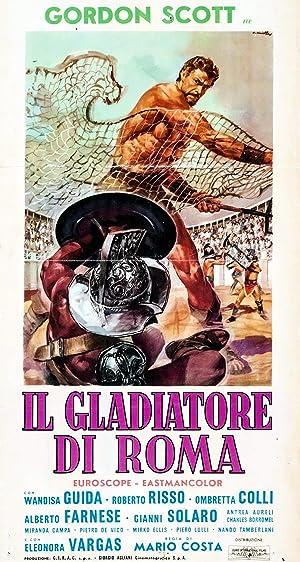 Where to stream Gladiator of Rome