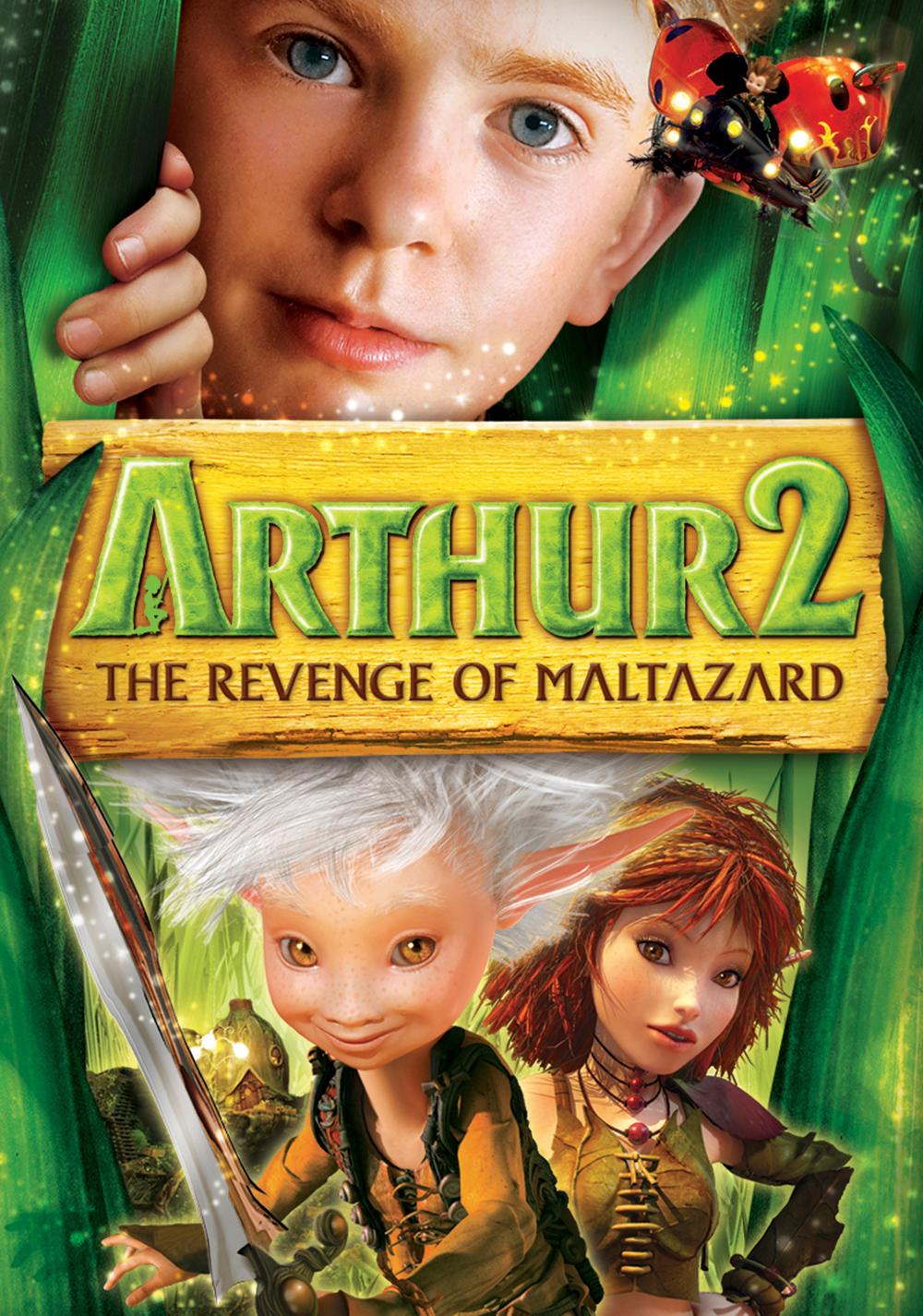 Arthur Et La Vengeance De Maltazard 2009 Imdb