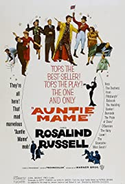 Auntie Mame Poster