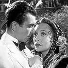 Zarah Leander and Karl Martell in La Habanera (1937)