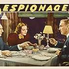 Ketti Gallian, Paul Lukas, and Frank Reicher in Espionage (1937)