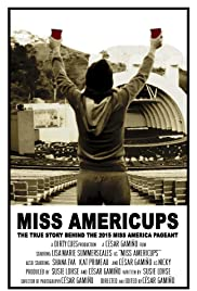 Miss Americups: The True Story Behind the 2015 Miss America Pageant Poster