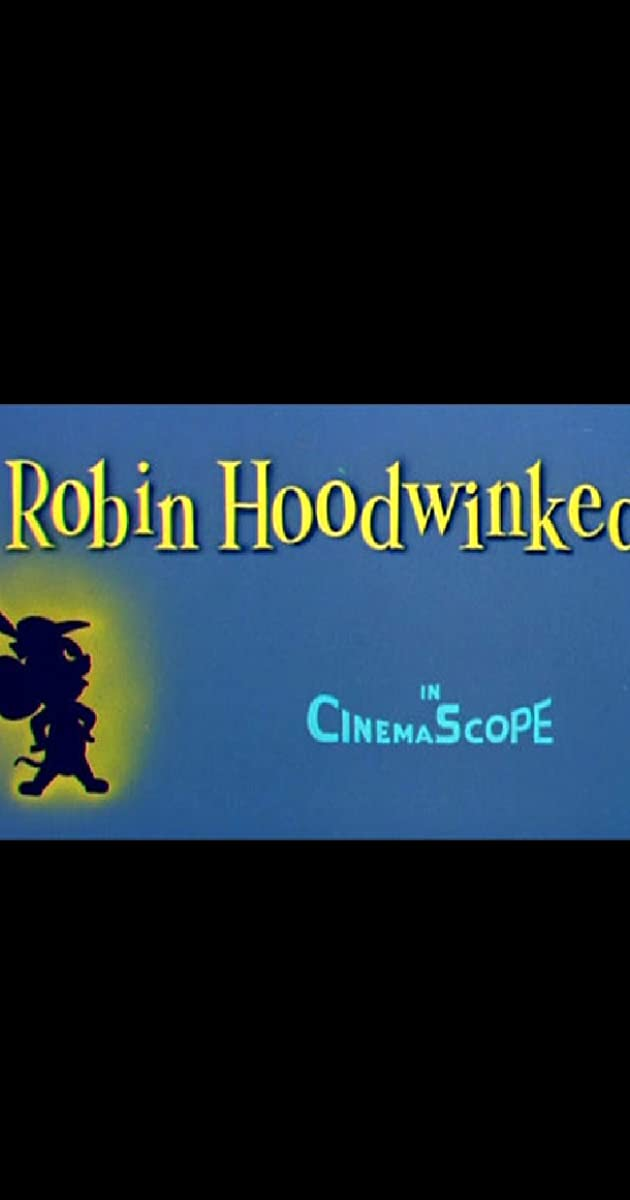 Tom and jerry robin hoodwinked
