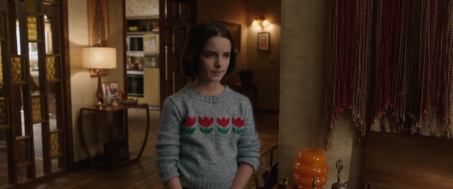 McKenna Grace dalam film 'Annabelle Comes Home' (2019)