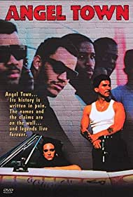 Angel Town (1990) Poster - Movie Forum, Cast, Reviews