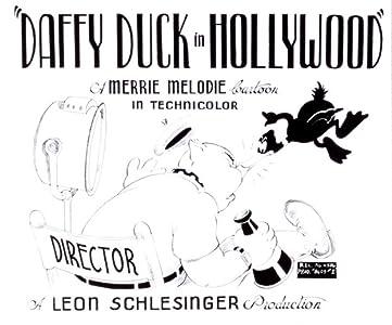 Daffy Duck in Hollywood USA