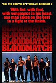 Bloodmatch(1991) Poster - Movie Forum, Cast, Reviews