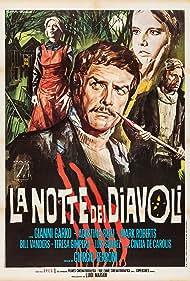 Cinzia De Carolis, Gianni Garko, Teresa Gimpera, and Roberto Maldera in La notte dei diavoli (1972)