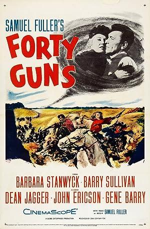 مشاهدة فيلم Forty Guns 1957 مترجم أونلاين مترجم