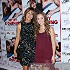 Stephanie Szostak and Michelle DeShon in Hit by Lightning (2014)