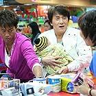 Jackie Chan and Louis Koo in Bo bui gai wak (2006)