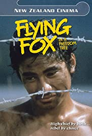Flying Fox in a Freedom Tree Poster
