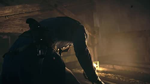 Assassin's Creed: Unity: Time Anomaly
