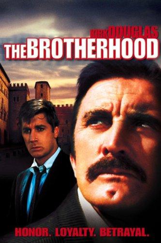 Kirk Douglas and Alex Cord in The Brotherhood (1968)
