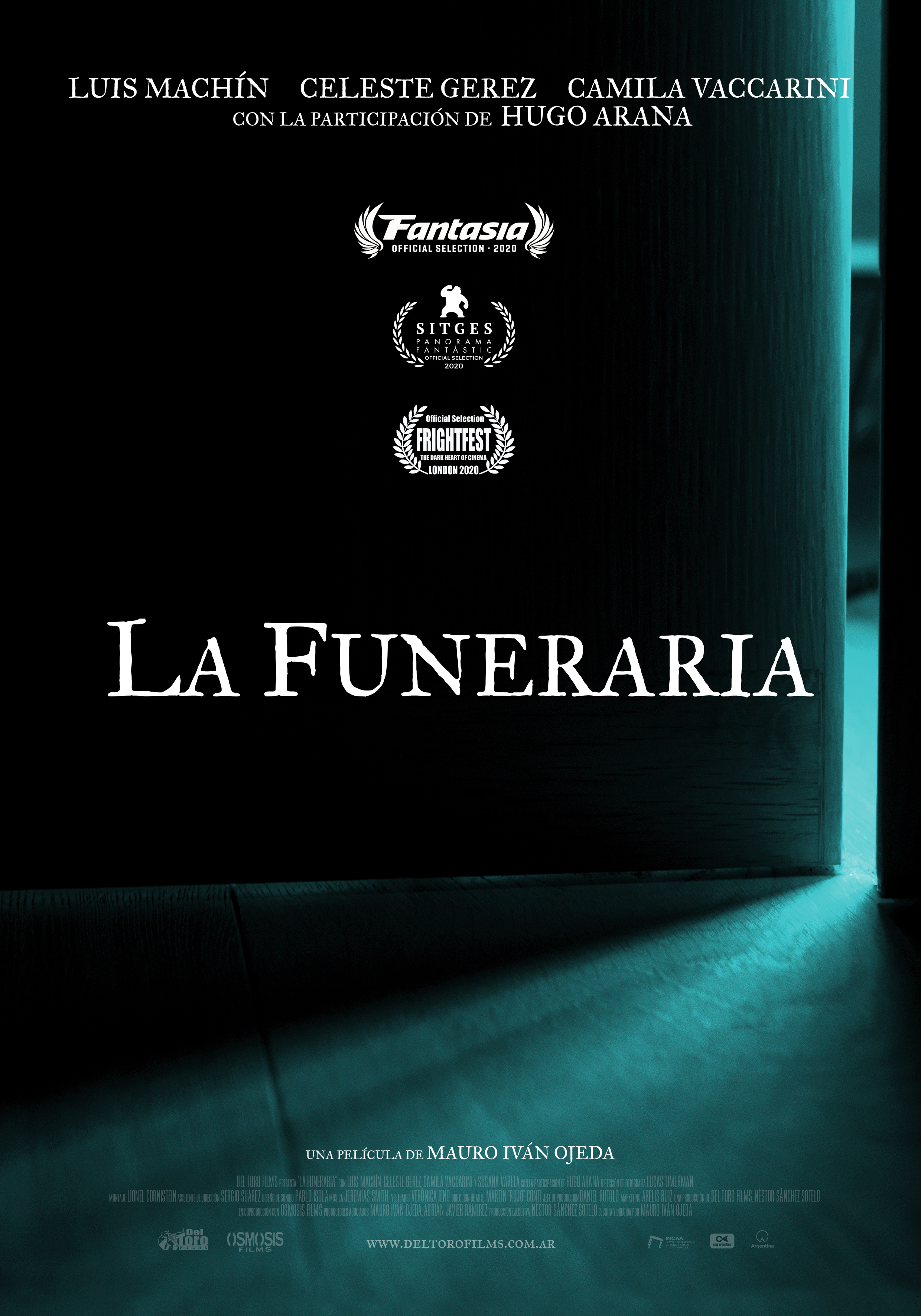 The Funeral Home (2020) Tamil Dubbed (Voice Over) & English [Dual Audio] WebRip 720p [1XBET]