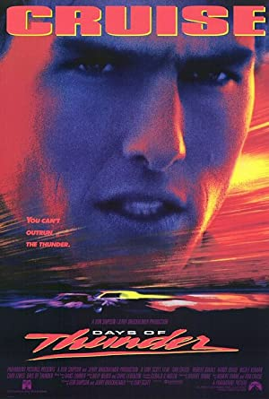 Movie Days of Thunder (1990)