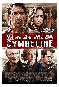 Ethan Hawke, Milla Jovovich, Ed Harris, John Leguizamo, and Dakota Johnson in Cymbeline (2014)