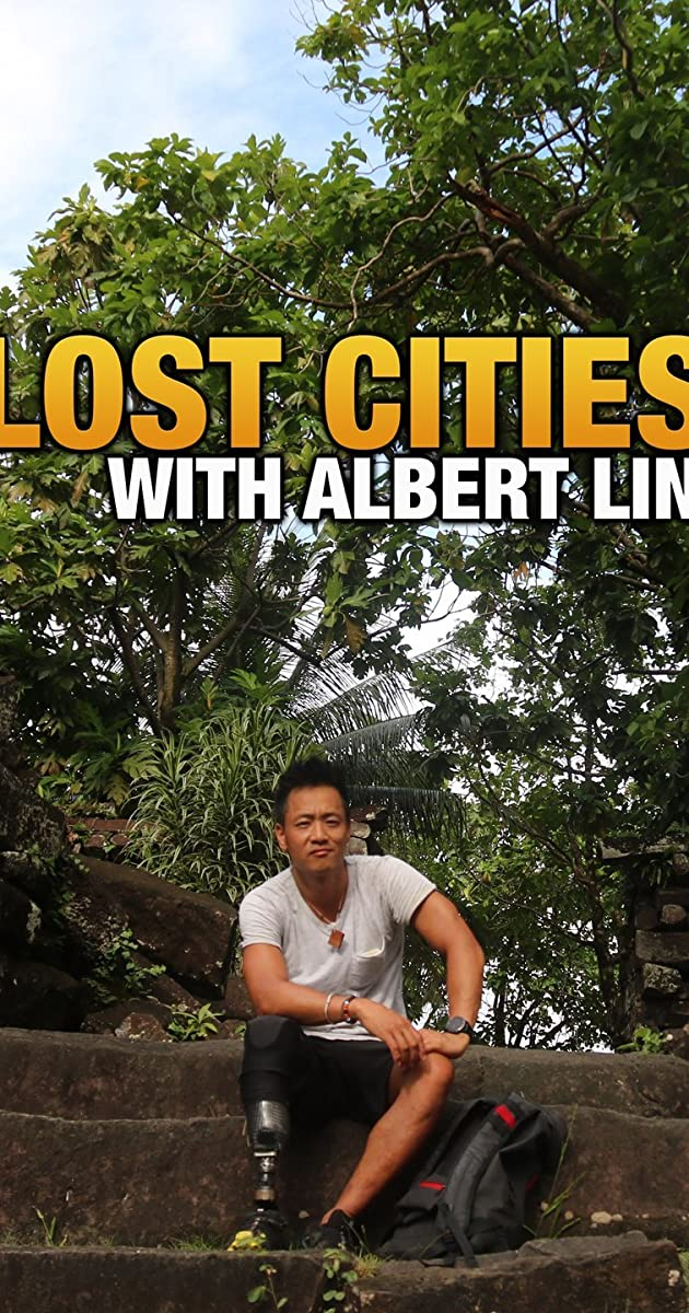Download Lost Cities with Albert Lin or watch streaming online complete episodes of  Season 1 in HD 720p 1080p using torrent