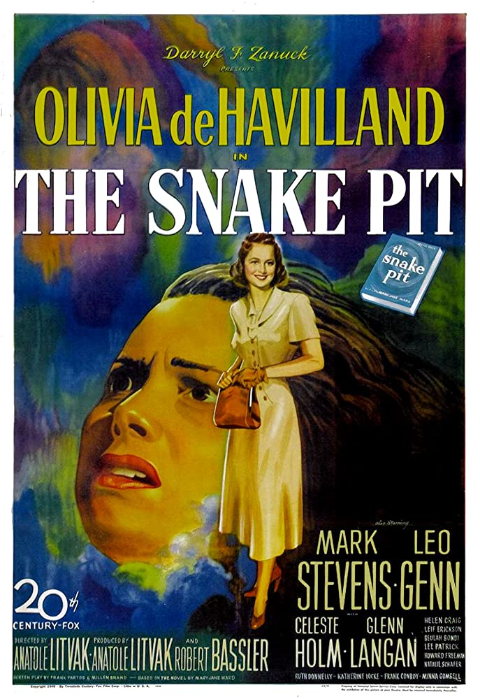 Olivia de Havilland in The Snake Pit (1948)