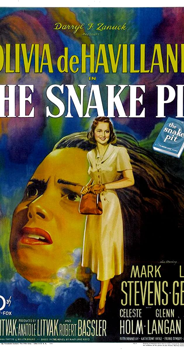 Subtitle of The Snake Pit