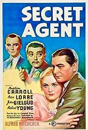 Secret Agent (1936) 720p