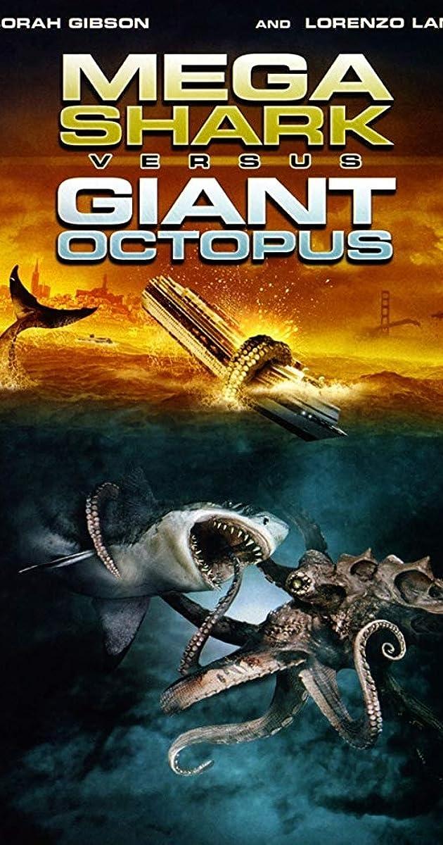 Bad Movie Mayhem: Sharktopus vs. Pteracuda - Sci-Fi & Scary | 1200x630