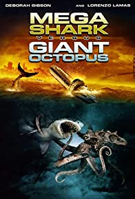 Primary photo for Mega Shark vs. Giant Octopus
