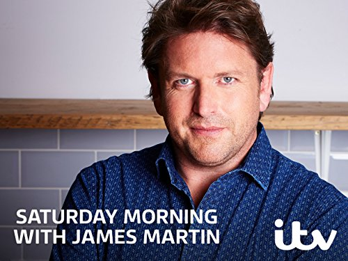 James Martin in Saturday Morning with James Martin (2017)