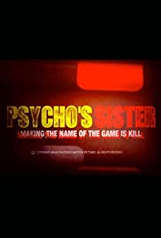Psycho's Sister: Making 'The Name of the Game Is Kill' Poster
