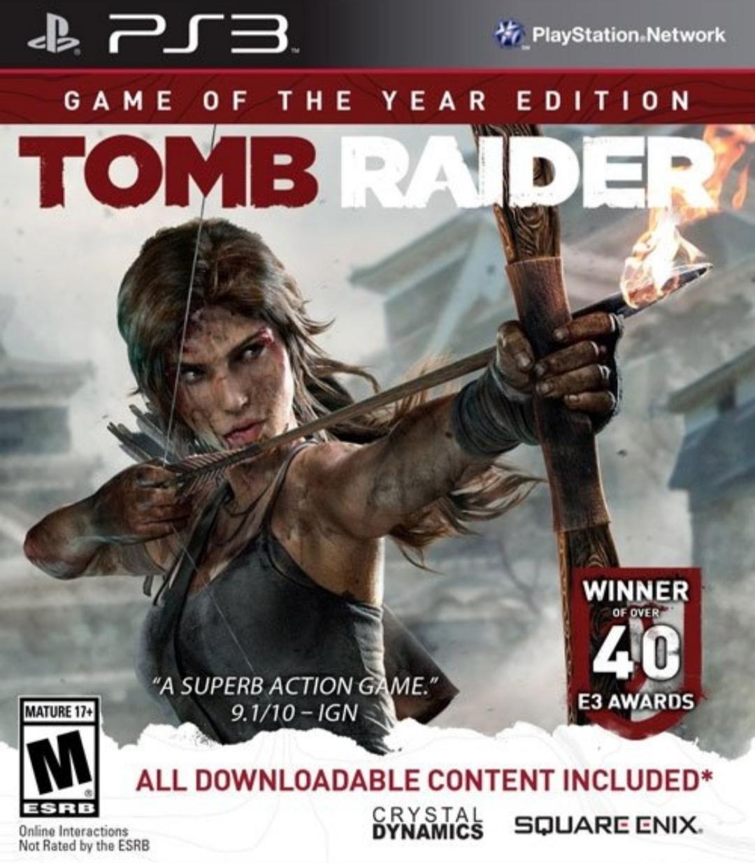 Tomb Raider (Video Game 2013) - IMDb