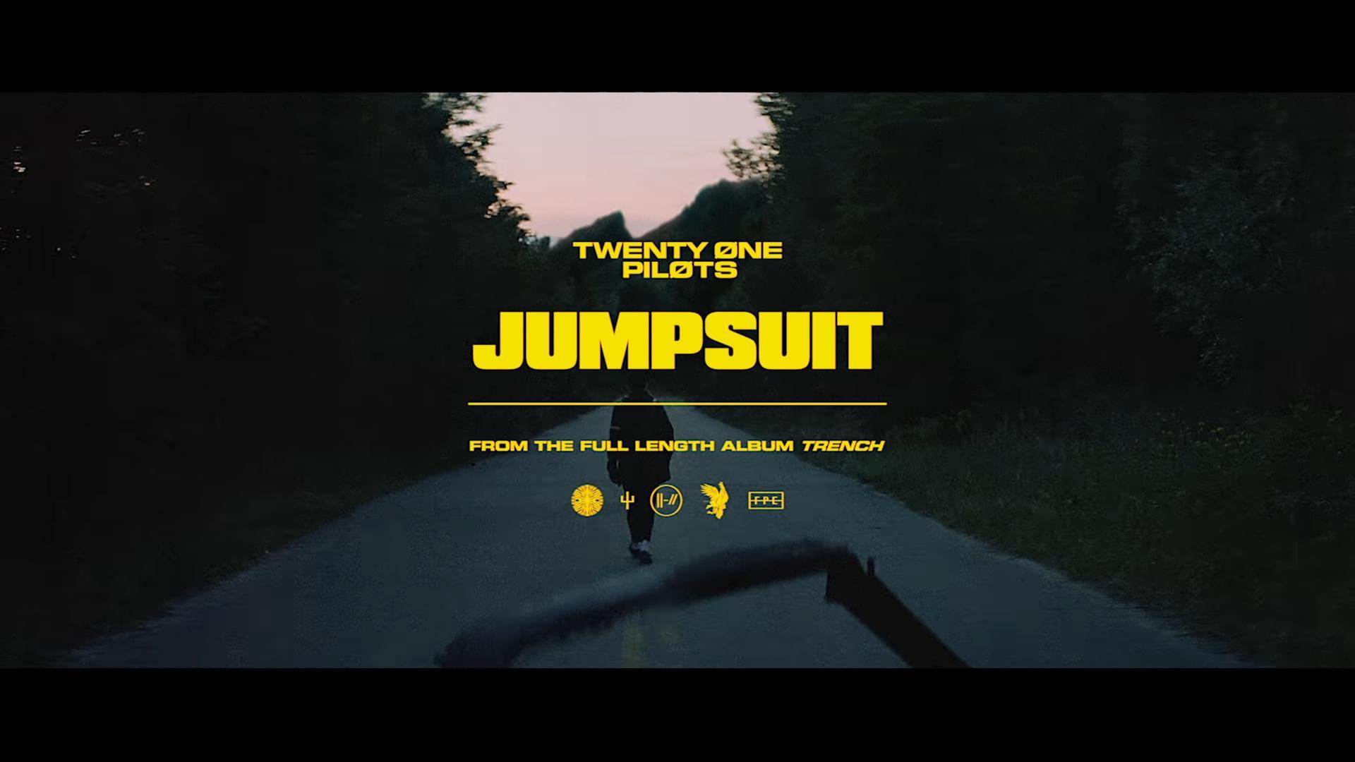 Twenty One Pilots Jumpsuit Video 2018