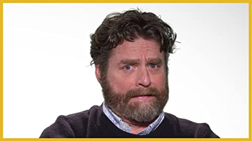 Zach Galifianakis Finds Out What Parents Think of His Movies