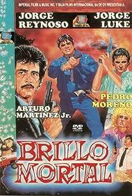 Jorge Luke, Arturo Martínez hijo, and Jorge Reynoso in Brillo mortal (1989)