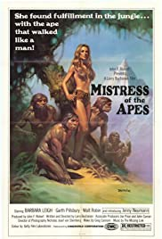 Mistress of the Apes Poster