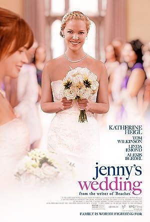 Jenny's Wedding Poster