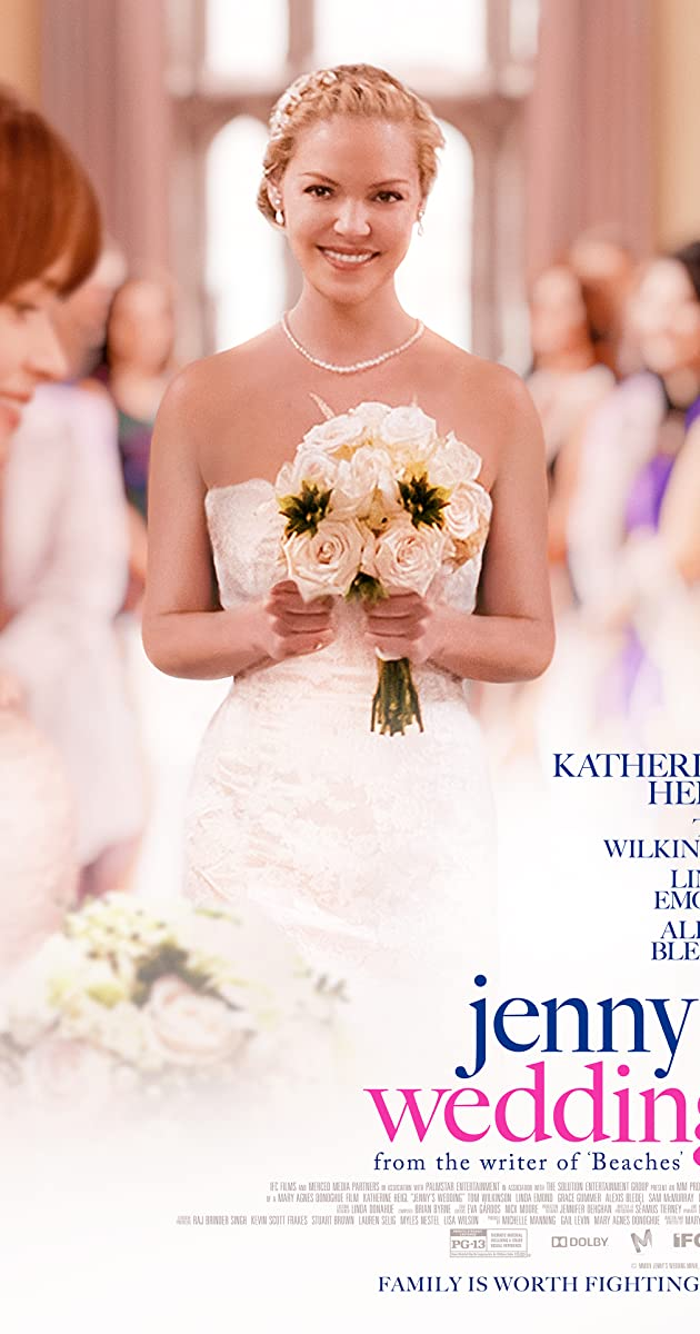 Subtitle of Jenny's Wedding