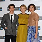 Keira Knightley, Carey Mulligan, and Andrew Garfield at an event for Never Let Me Go (2010)