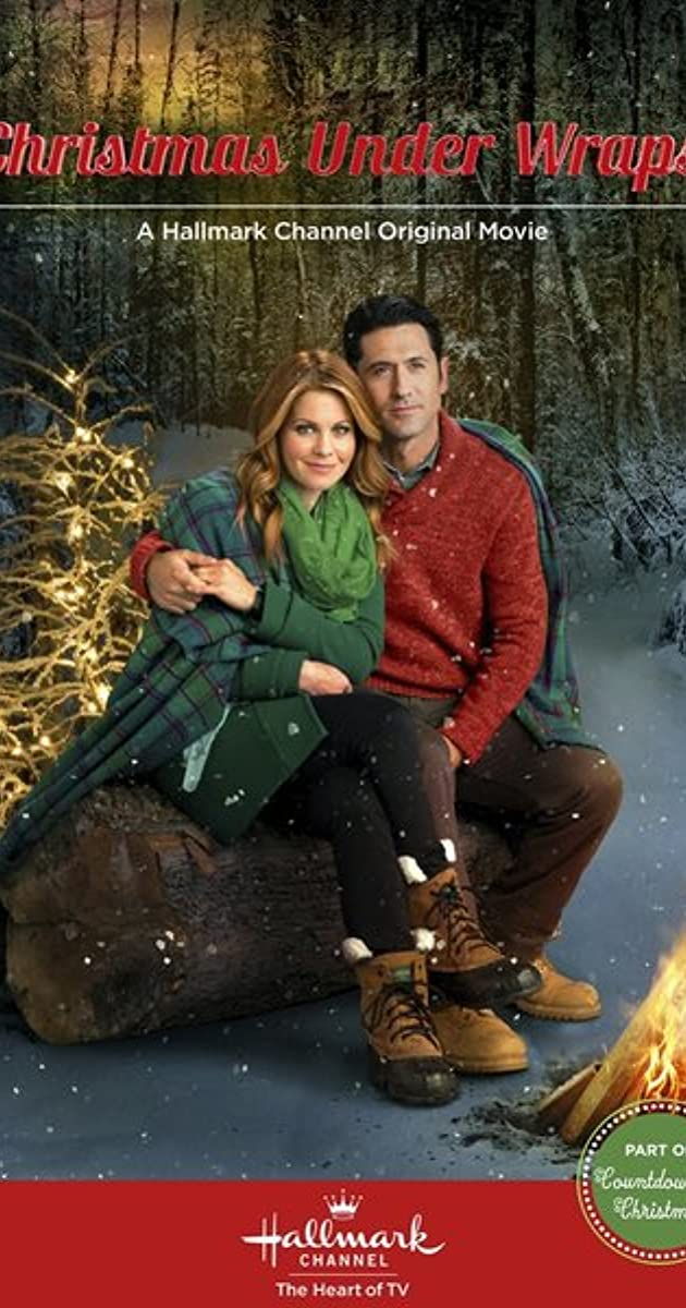 12 Gifts Of Christmas Cast.Christmas Under Wraps Tv Movie 2014 Imdb
