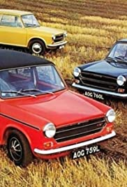 The Cars That Made Britain Great Poster
