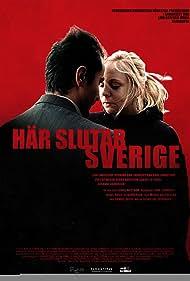 Lisa Linnertorp and Peshang Rad in Här Slutar Sverige (2011)