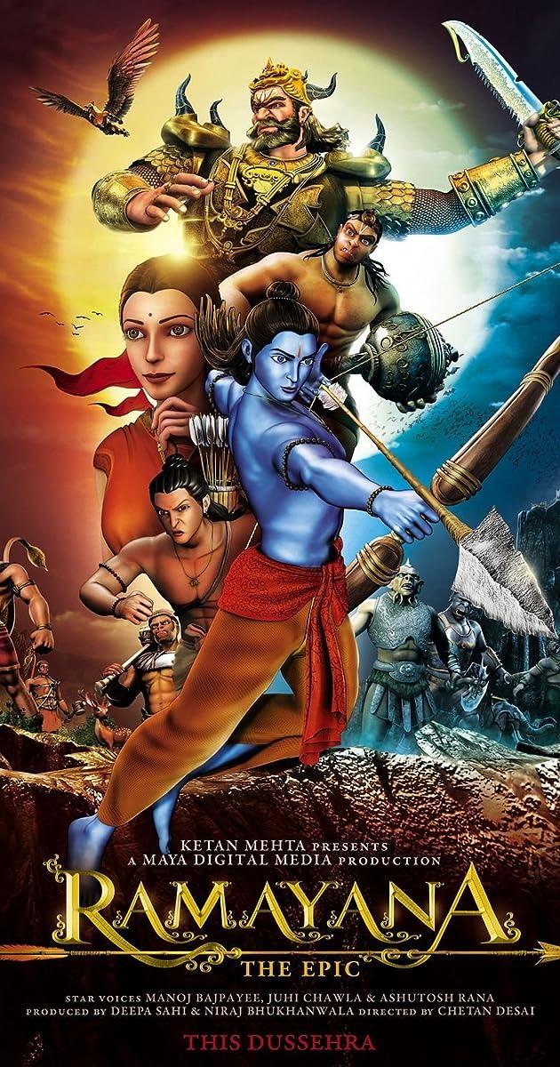 Ramayana: The Epic (2010) - Full Cast & Crew - IMDb