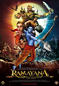 Websites for watching free full movies Ramayana: The Epic [480x854]