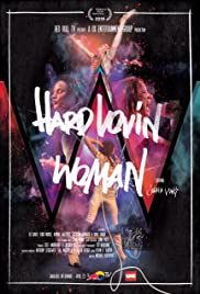 Hard Lovin' Woman Poster