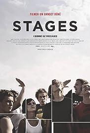 Stages - filmen om bandet Dúné Poster