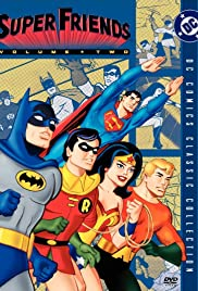 Challenge of the Superfriends Poster - TV Show Forum, Cast, Reviews